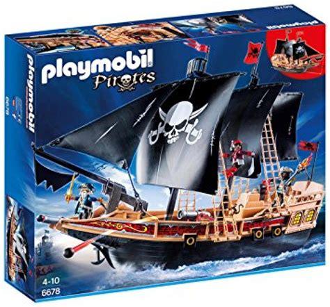 6678 PLAYMOBIL® Pirātu kuģis, 4-10 gadiem 6678   Pirates ...