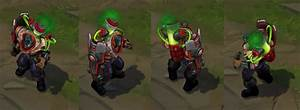 Augmented Singed - LeagueSales