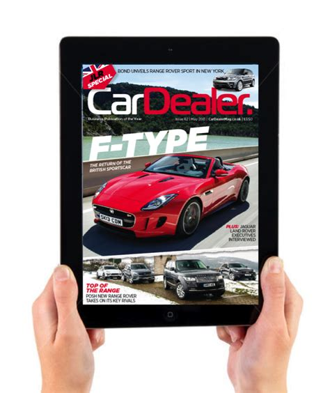 Download Issue 62 Of Car Dealer Free Onto Your Ipad