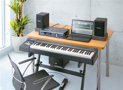 recording studio computer desk building your home recording studio singer songwriters