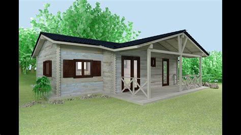 wooden house  elevation cabin house plans  design interior design youtube
