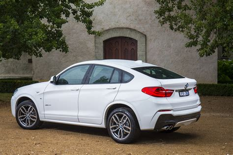 Review Bmw X4 by 2016 Bmw X4 Xdrive35d Review Caradvice