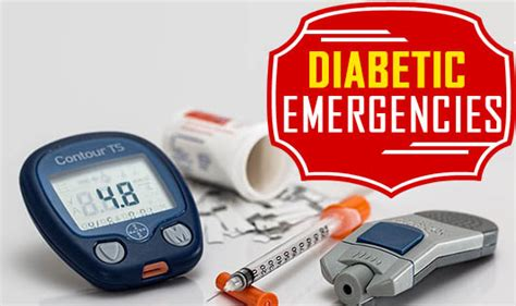 diabetic emergencies  wellness corner