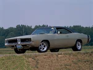 1969 Dodge Charger Side View