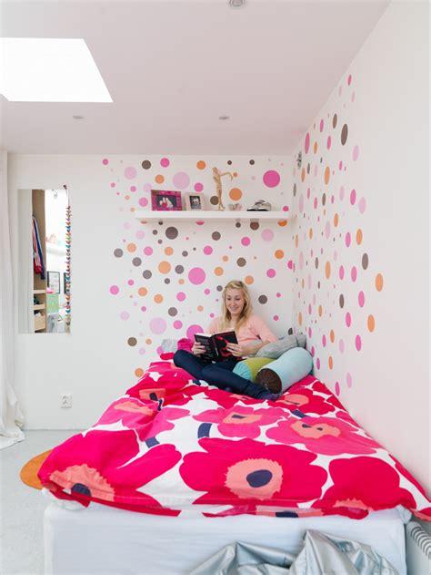 chambre en chambre ado fille en 65 idées de décoration en couleurs