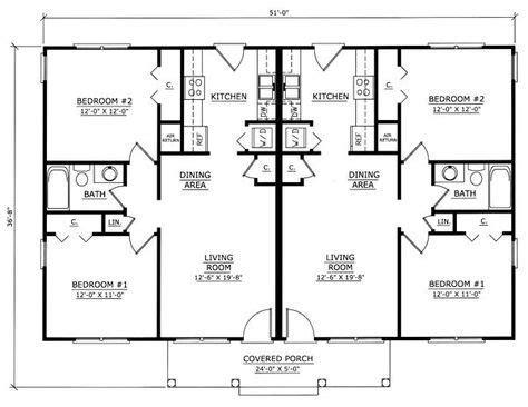 image result   story  bedroom duplex floor plans  garage duplex plans duplex floor