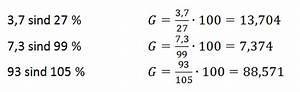 Exponentielles Wachstum Wachstumsfaktor Berechnen : grundwert berechnen aufgaben und l sungen ~ Themetempest.com Abrechnung