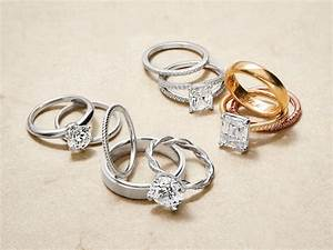11 ways to pick the perfect wedding ring With wedding rings with band