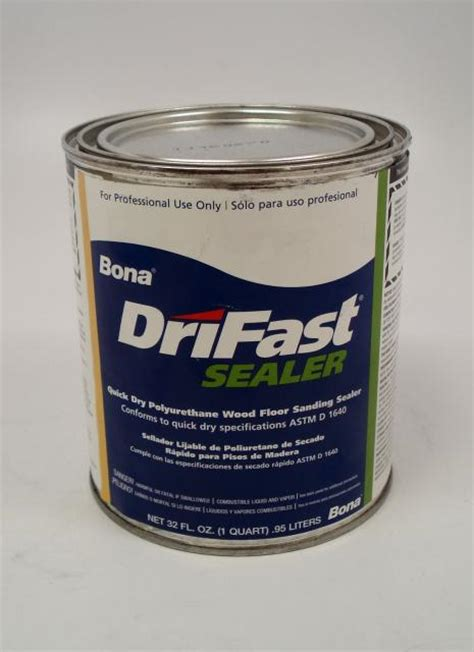 Bona Laminate Floor Sealer by Bona Drifast Sealer Hardwood Flooring Sealer