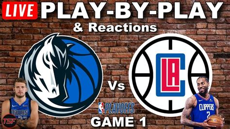 Dallas mavericks vs los angeles clippers live stream. Dallas Mavericks vs Los Angeles Clippers Live Play-By-Play & Reactions - YouTube