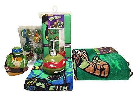 teenage mutant ninja turtles bedroom decor