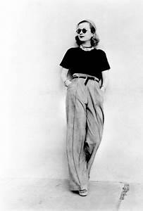 Tenue Femme Année 30 : pantalon taille haute ann es 30 looks des ann es 20 30 ~ Farleysfitness.com Idées de Décoration