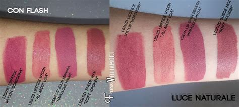 Nyx Lip Di Sephora freevoliamoci sephora lip stain review e make up look