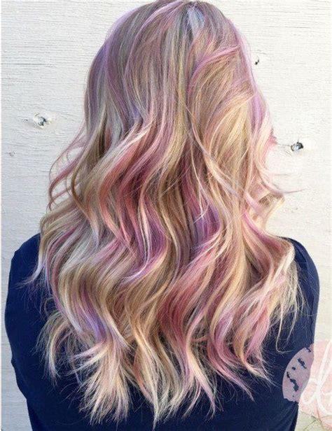 The 25 Best Colored Hair Streaks Ideas On Pinterest