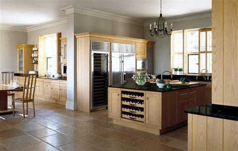 facade cuisine chene brut oak kitchen smallbone of devizes wood furniture biz