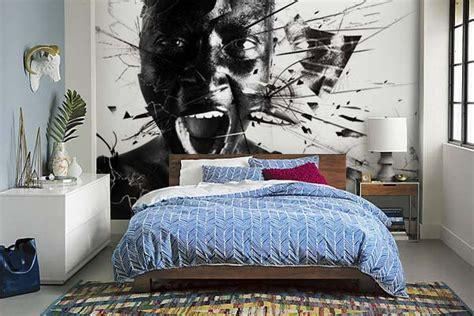 papier peint design chambre papier peint design izoa