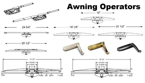 casement awning window roto gear operator concealed