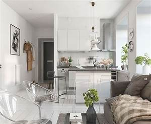 34, Excellent, Simple, Stylish, One, Bedroom, Apartment, That, In