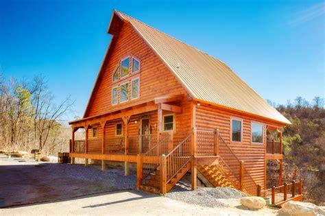 Peaceful Feeling: 4 Bedroom Vacation Cabin Rental ...