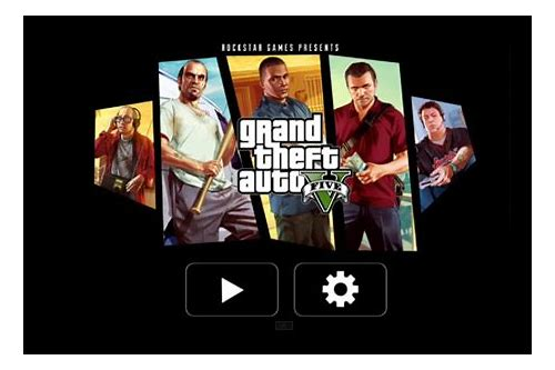 gta 5 android free download no survey