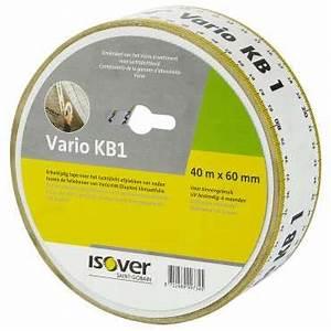 Isover Vario Kb1 : isover tape vario enkelzijdig 60mm ~ Eleganceandgraceweddings.com Haus und Dekorationen