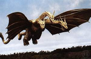 King Ghidorah - Godzilla Photo (25657191) - Fanpop
