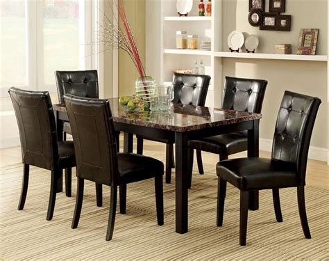 creative of dining table and chair set dining room dining