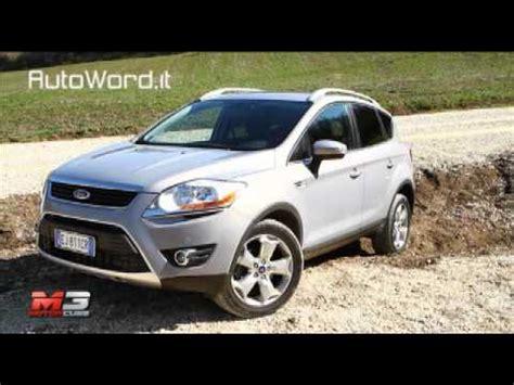 ford kuga test ford kuga 2012 test drive
