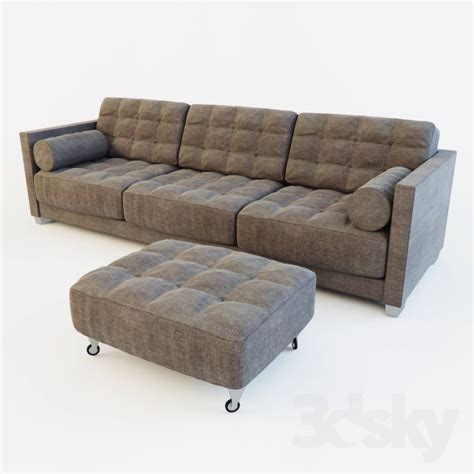 3d models sofa sofa le canape by flexform