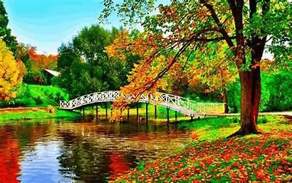 Country Paradise Autumn