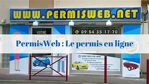 Permis Conduire En Ligne : permisweb le permis en ligne actus permis de conduire ~ Medecine-chirurgie-esthetiques.com Avis de Voitures