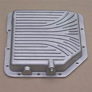 Transmission Low Profile Oil Pan Gm Chevy Thm350 Th350 350c As Cast Aluminum New
