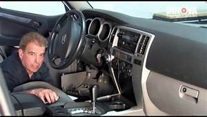 How To Change Ignition Switch - 2003 Toyota 4runner
