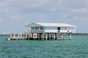 Welcome To Stiltsville A Curious Collection Of 7 Houses A