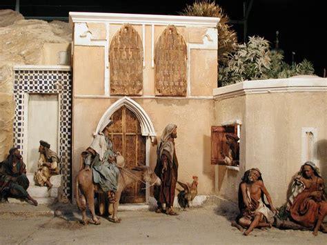scene  front   inn  creche  angela tripi