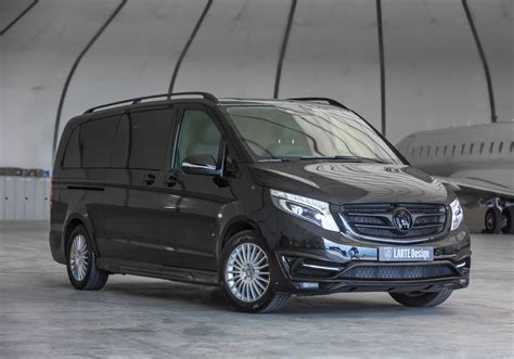 Larte Design Presents Its Black Crystal Mercedes Benz