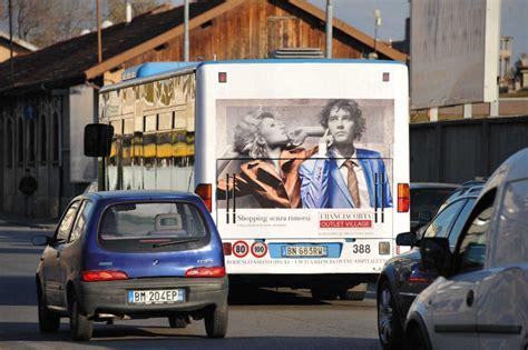 pavia orio al serio pubblicit 224 sugli autobus della lombardia monza
