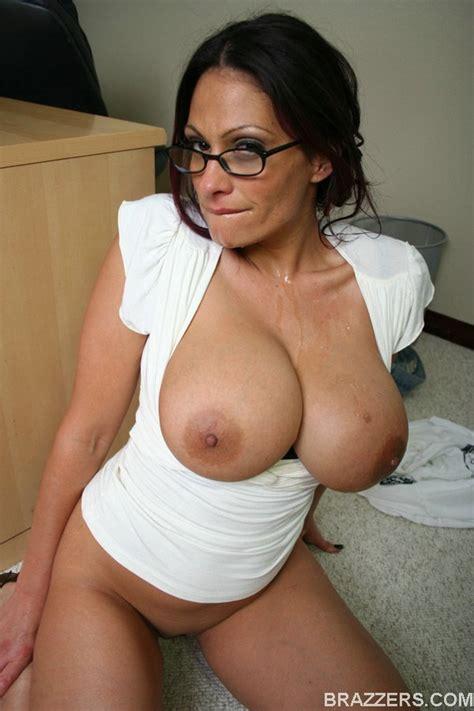 Busty MILF teacher Ava Lauren has hardcore sex in the ...