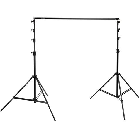 Background Stand Impact Pro Backdrop Support Kit 12 9 Width Bg Ps440 B H