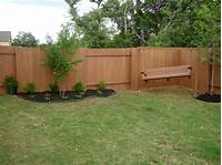 backyard fence ideas Backyard Landscaping Ideas and Tips for You - Traba Homes