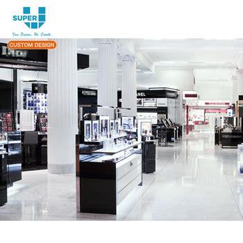 cina pemasok toko pas kosmetik retail toko desain interior