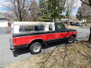 Find Used 1991 Ford F150 Lariat Manual Transmission 4wd