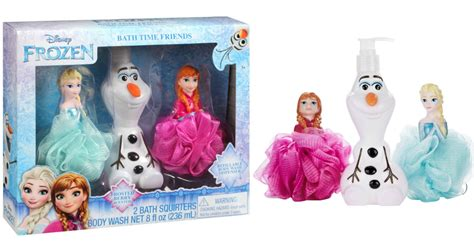 frozen bathroom set at walmart walmart character bath sets only 2 96 regularly
