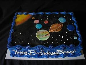 Best 25+ Solar system cake ideas on Pinterest | Space ...