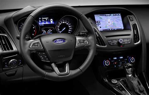 Nuova Ford Focus Interni Nuova Ford Focus Hatchback E Wagon Immagini Ufficiali E