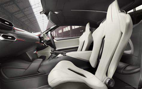 2011 Toyota Ft 86 Sports Concept Interior Wallpaper