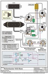 Ric Bass Wiring Diagrams