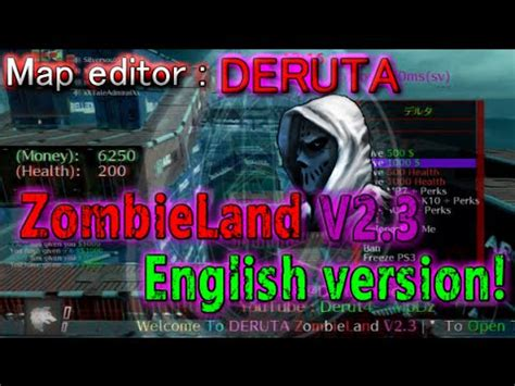 [bo2] Gsc Game Mode Zombieland V23 English Version[119