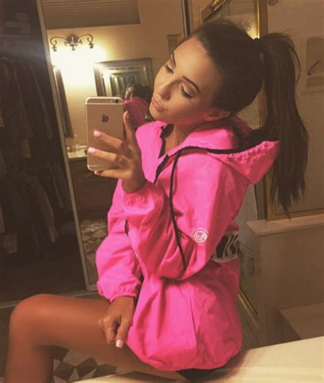 Jacket windbreaker pink beautiful top girly pink by victorias secret winter outfits ...
