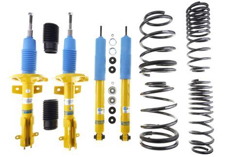 bilstein b12 pro kit bilstein mustang b12 shock strut series pro kit lowering kit 05 09 v6 395 46 207388